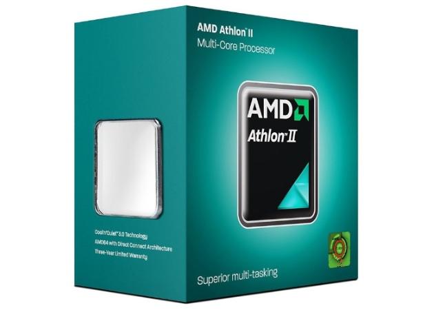 AMD lanza el CPU Athlon II X2 280