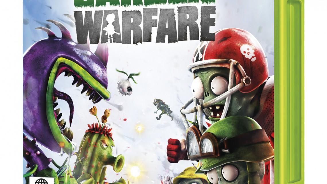 Plants Vs Zombies Garden Warfare Llegar A Xbox One Y Xbox 360 El Pr Ximo 25 De Febrero Hd