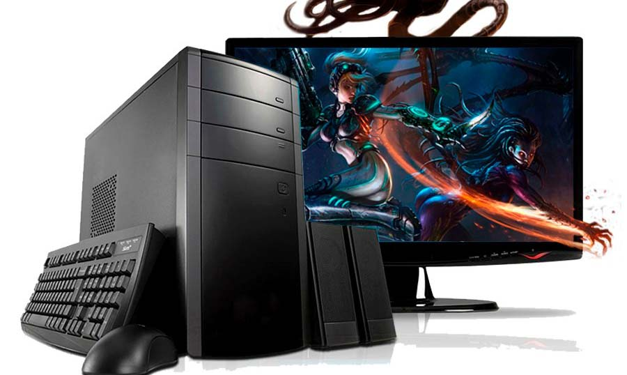 La mejor configuraci n pc gamer por 13000 hd tecnolog a for Pc de salon gamer