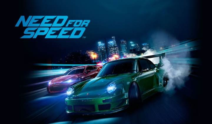 NEED FOR SPEED FRONT