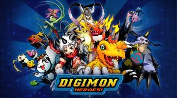 DigimonHeroes