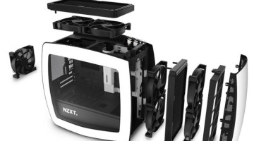 NZXT lanza un gabinete Mini-ITX, el Manta-3