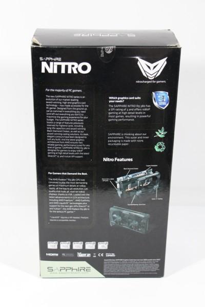 Sapphire Nitro R9 380 Backplate-2