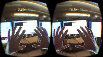 realidad virtual logitech