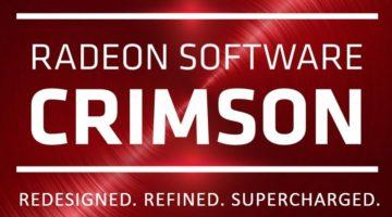 AMD lanza los Drivers Radeon Software Crimson Edition 16.4.2