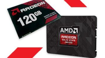 AMD lanza los SSD R3