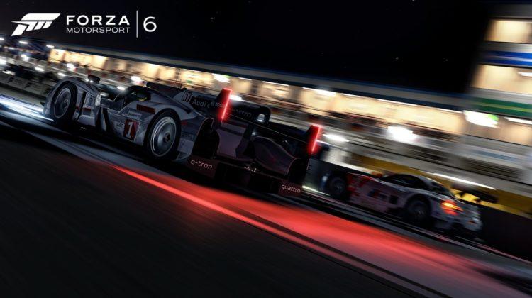 Esta llegando la Beta para Forza Motorsport 6 Apex, requerimientos mínimos y recomendados 2