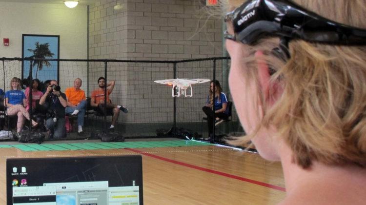 Los Drones ya se pueden manejar utilizando las ondas cerebrales