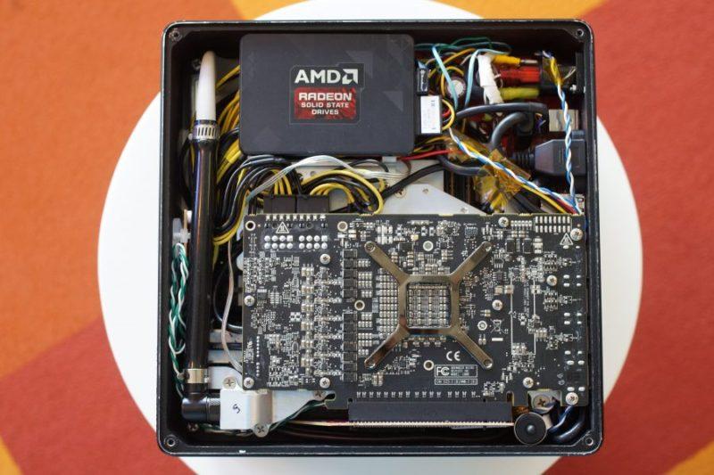 Nuevo Project Quantum de AMD podría tener un CPU Zen y una GPU Vega 2