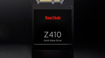 SanDisk lanza sus nuevos SSD Z410