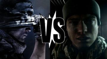 DICE creador de Battlefield, se burla del nuevo Call of Duty
