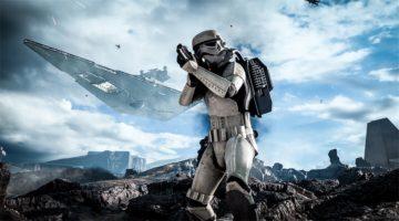 EA admite que Battlefront fue lanzado a medio terminar