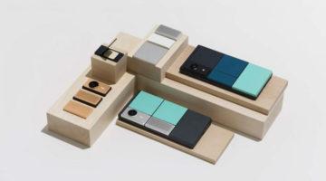 El primer Smartphone modular de Google llegara en 2017