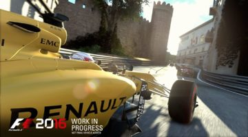 F1 2016 anunciada para PC y consolas 5