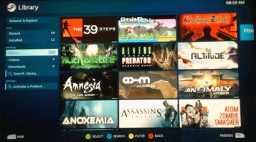 Podremos ejecutar juegos de Steam en la PS4