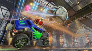 Rocket League añade juego cruzado entre Xbox One y PC