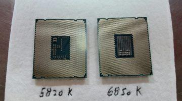 i7 6850K imágenes y benchmark 2