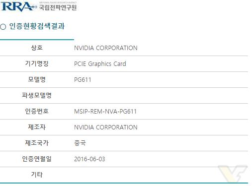 Chip GP102-400 filtrado, la futura GTX 1080 Ti