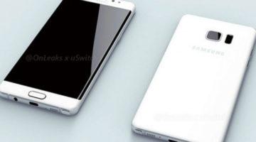 El Samsung Galaxy Note 7 incluiría escáner de iris