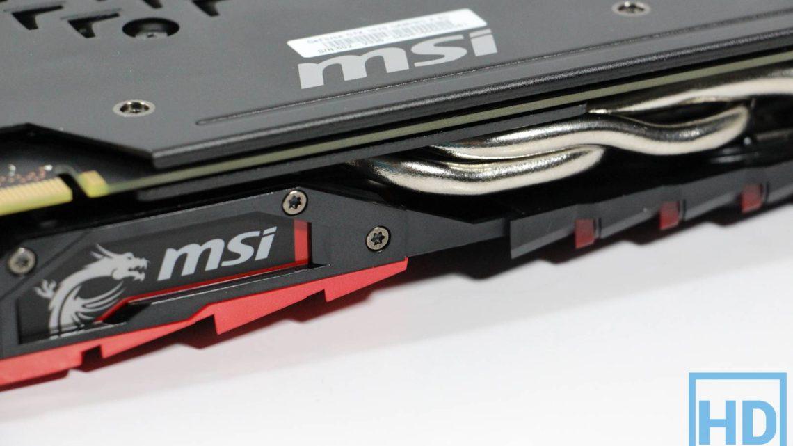 MSI GTX 1070 Gaming X 8 GB-11