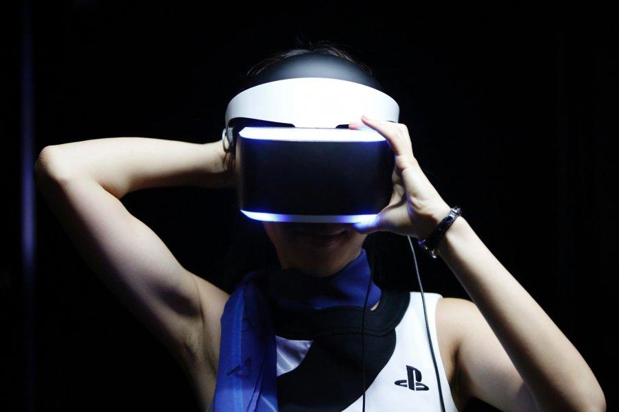 PlayStation VR ya tiene fecha de lanzamiento - E3 2016