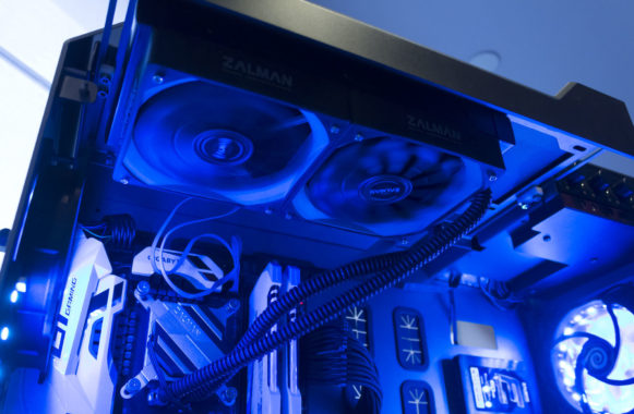 Zalman en Computex 2016, nuevos gabinetes y periféricos 2