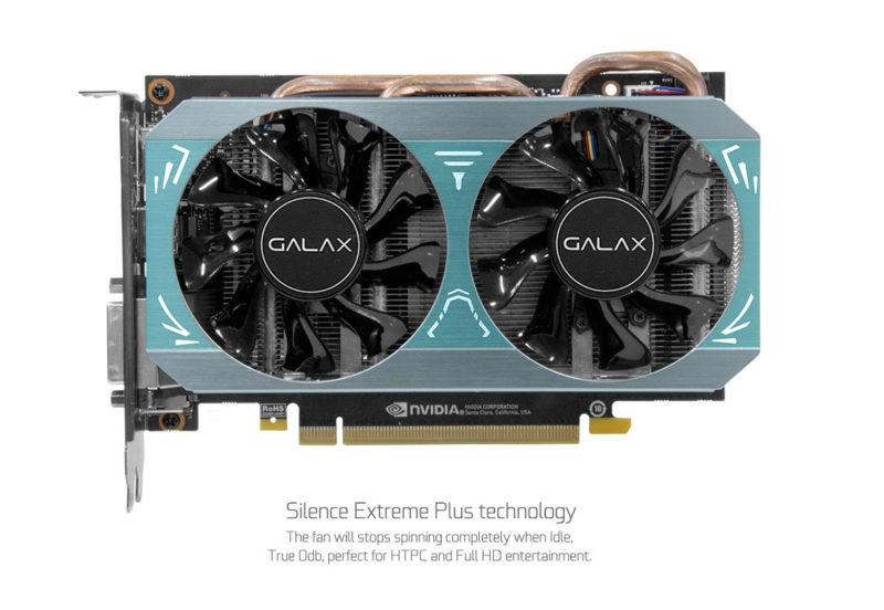 Galax GTX 1060 Gamer