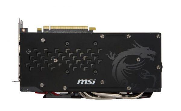 MSI Radeon RX 480 GAMING X 8GB en imágenes  2