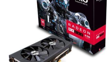 Sapphire RX 480 Nitro 8GB