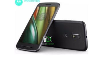 Se filtra el Motorola Moto E3, un teléfono económico de 5 pulgadas 4