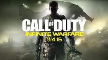 Trailer que muestra 12 minutos de Call Of Duty Infinite Warfare en modo campaña