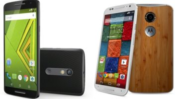 Estos son los Teléfonos de Motorola a los que les llegara Android 7 NOUGAT