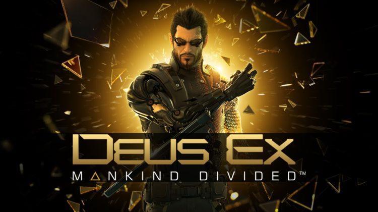 Estos son los requisitos para PC de Deus Ex Mankind Divided