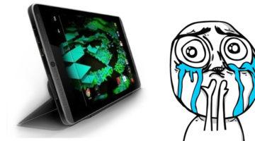 NVIDIA cancela la segunda generación de SHIELD Tablet