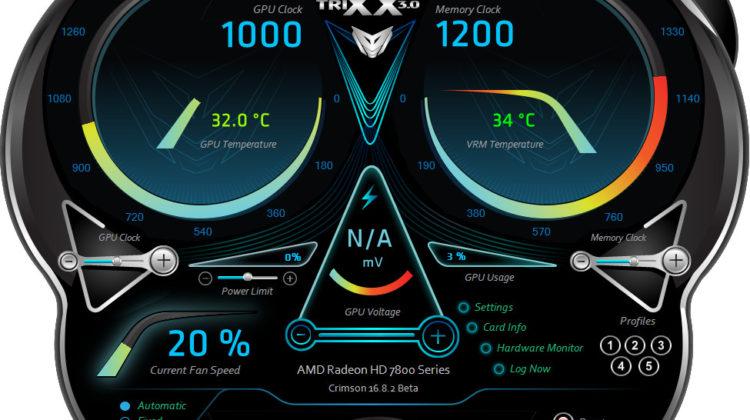 Sapphire lanza la versión 6.00 de la utilidad TriXX