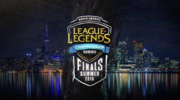 TSM Campeon NA LCS 2016