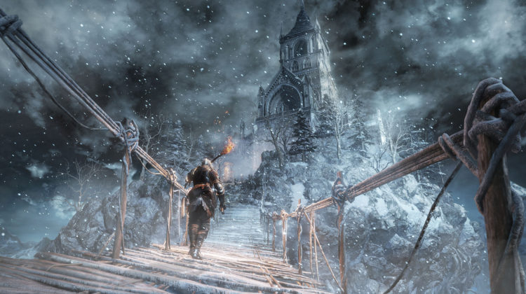 dark souls III ashes or ariandel